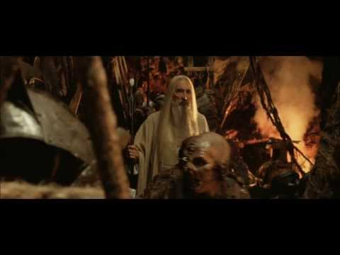 LOTR The Two Towers - Extended Edition - The Burning of the Westfold