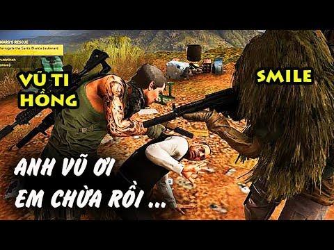 LIVE STREAM GHOST RECON WILDLAND - SỰ TRỞ LẠI CỦA VŨ TI HỒNG, SMILE