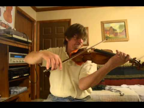 Merry Widow waltze viola