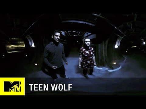 Teen Wolf (Season 6) | 'Lydia and Scott are Trying to Protect You' 360 Video | MTV