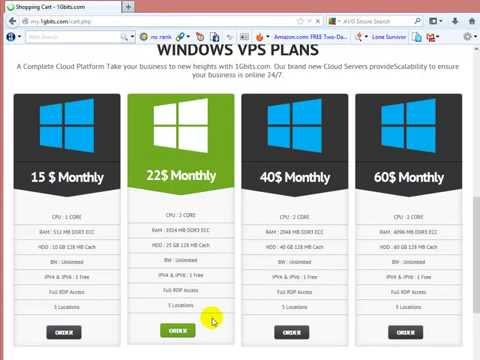 How To Buy windows vps