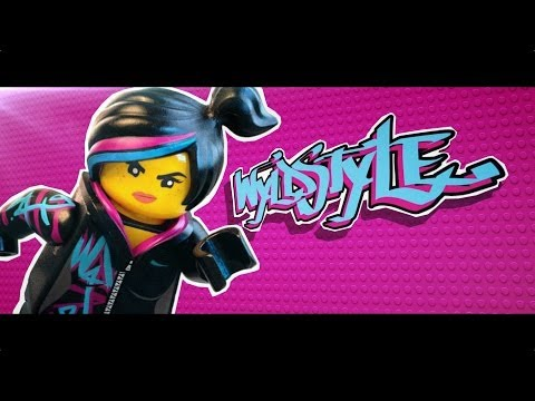 The Lego Movie (Character Profile 'Meet Wyldstyle')