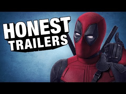 An Honest Trailer For Deadpool