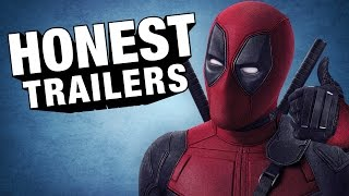 Video Honest Trailers - Deadpool (Feat. Deadpool) MP3, 3GP, MP4, WEBM, AVI, FLV April 2018