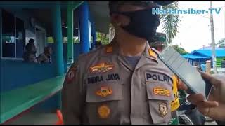 Polsek Tanjungpinang Peduli Masyarakat, Bagikan 75 Paket Sembako