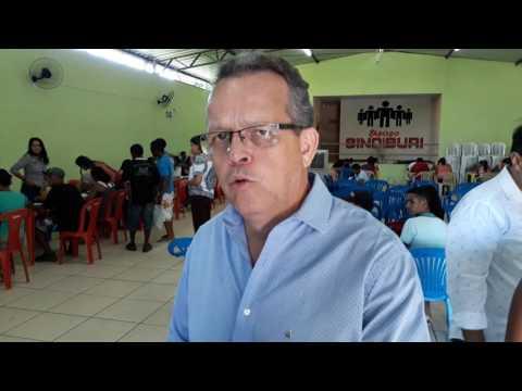 Cadastramento das Famílias para serem selecionadas para aquisição das casas populares em Buritizeiro