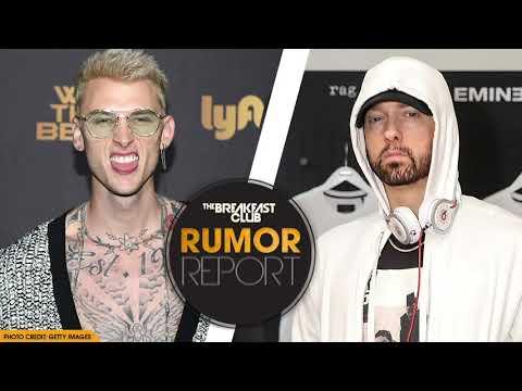 The Breakfast Club Dissects Eminem's Machine Gun Kelly Diss Track 'Killshot'