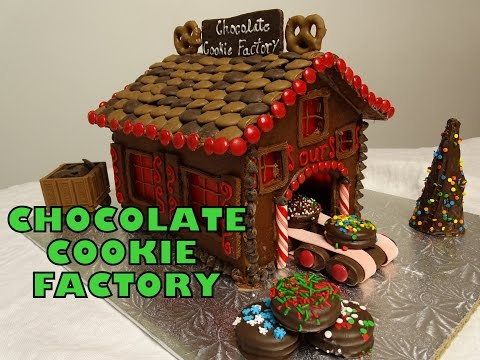 Chocolate Cookie Factory - with yoyomax12