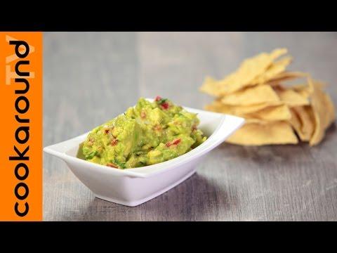 guacamole - ricetta
