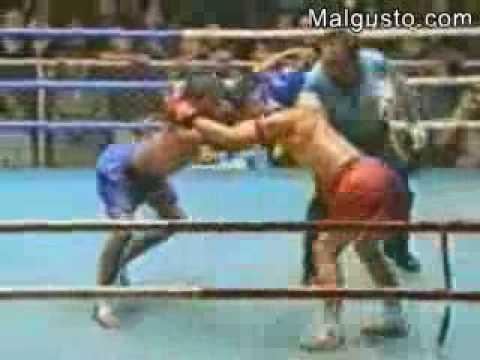 Boxeo a la japonesa