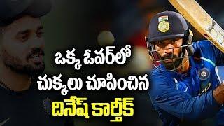 India vs Bangladesh final match Dinesh Karthik