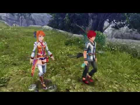 Vidéo de gameplay #3 de la version Switch de Ys VIII: Lacrimosa of Dana