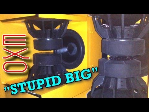 AAA Checks Out EXO's Sound System | Funny 1st Reaction To An EXTREME Car Audio BASS Install