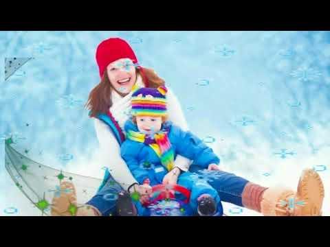 Всё засыпал снегопад Поёт Жанна Вишнякова