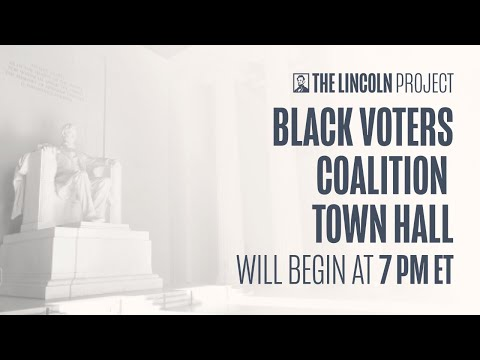 The Black Voters Coalition Town Hall