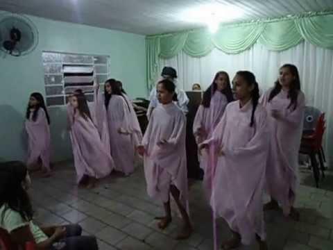 grupo coreografia adoradores de Deus igreja russa rio bom parana