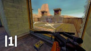 Half-Life Deathmatch: Source |1| Výbuchy nad Krytem