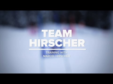 Team Hirscher - Training mit Marcel Hirscher