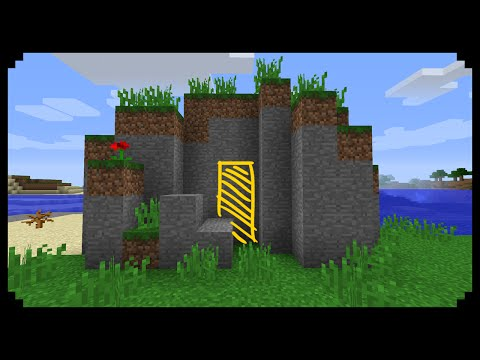 ✔ Minecraft: How to make a secret passage – Ep.9