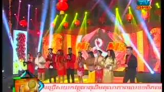 Khmer TV Show - Mr and Ms Talk show on Feb 22, 2015