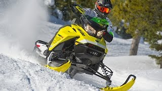 2. TEST RIDE: 2017 Ski-Doo MXZ X 850