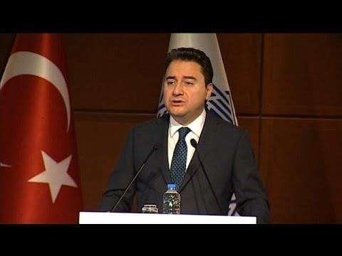 Türkei: Ehemaliger Erdogan-Verbündeter Babacan gründe ...