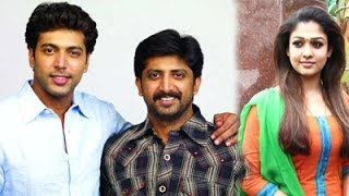 Jayam ravi's next is Thani Oruvan