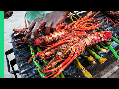 Mombasa Street Food Tour in Kenya!!! (COMPLETE DISASTER)