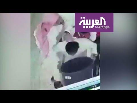 العرب اليوم - شاهد: تكريم طالب سعودي أنقذ زميله