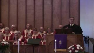 "Sermon: ""Know the Voice!""; Rev. Craig Wright, March 12, 2017"