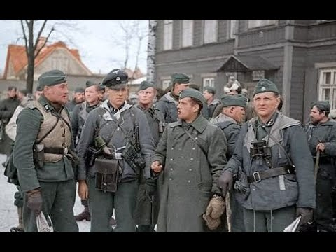 Waffen-SS Soldiers Guarded the Nuremberg Trials