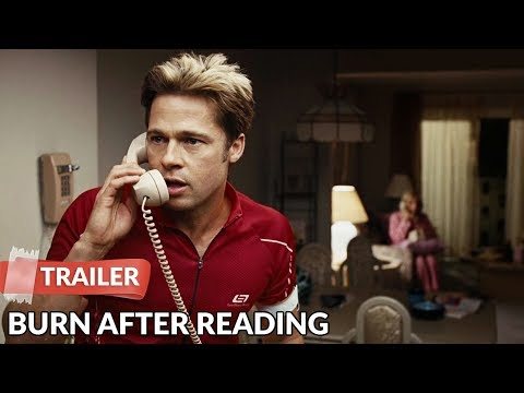 Burn After Reading 2008 Trailer HD | Brad Pitt | Frances McDormand | George Clooney