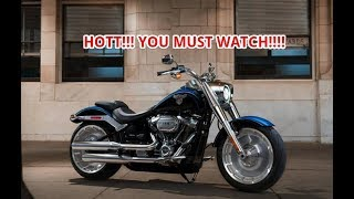 4. HOTT IMAGE!!! 2018 Harley Davidson Fat Boy 114 Review - Specs & Price