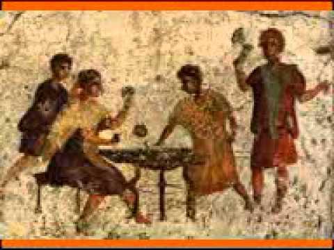PUGIONES - La musica nell'antica Roma