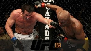UFC 159: Chael Sonnen Pre-Fight Interview
