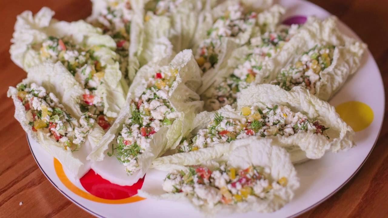 Kələm salatı