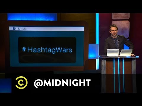 @midnight w/ Chris Hardwick (@Nerdist) - #HashtagWars - #BadCereals (Comedy Central)