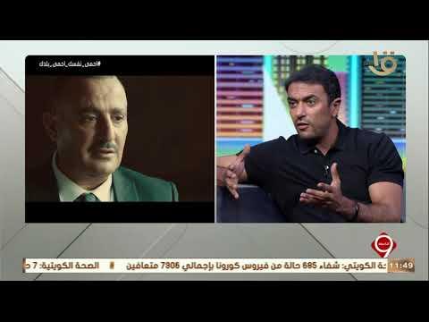 """أحمد العوضي يكشف كواليس مشهد إعدام """"عشماوي"""""""