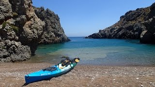 Kythira Greece  City pictures : Sea Kayak touring in Kythera & Elafonisos islands (Greece)