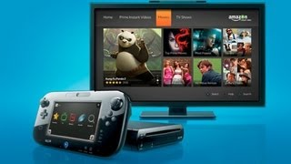 Video Wii U Amazon instant video and Youtube App review MP3, 3GP, MP4, WEBM, AVI, FLV Desember 2018