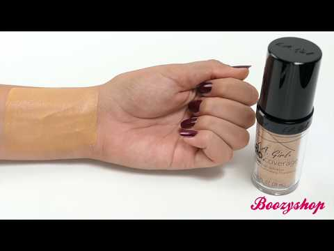 LA Girl LA Girl Pro Coverage HD Liquid Foundation Soft Honey