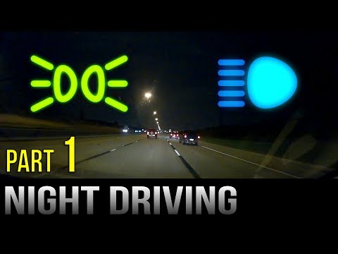 Driving At Night - Part 1