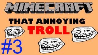 Minecraft - That Annoying Troll Ep. 3 - Troller Coaster