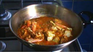 Spicy Crab Roast (Kerala Style)