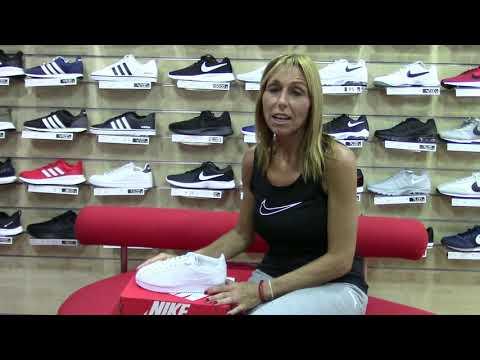 Modelos de uñas - Nike Cortez Mujer Blancas - Tienda NIKE  Valencia 2019 - 2020
