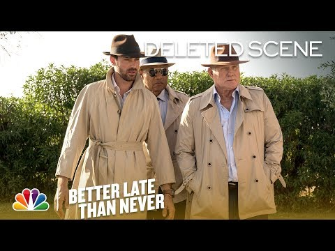Better Late Than Never Presents: Casablanca (Deleted Scene)