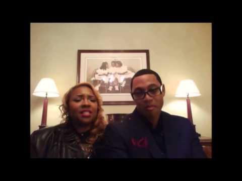 David & Timisha Stewart discuss Madea's Neighbors From Hell