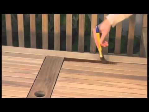 GORI 36 Olio universale per i mobili da giardino in legno