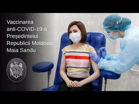 """Președintele Maia Sandu: """"Vă îndemn pe toți să vă vaccinați. Acum există suficiente doze de vaccin în Moldova"""""""