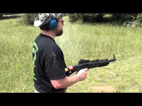 Custom 10mm Hi Point Carbine